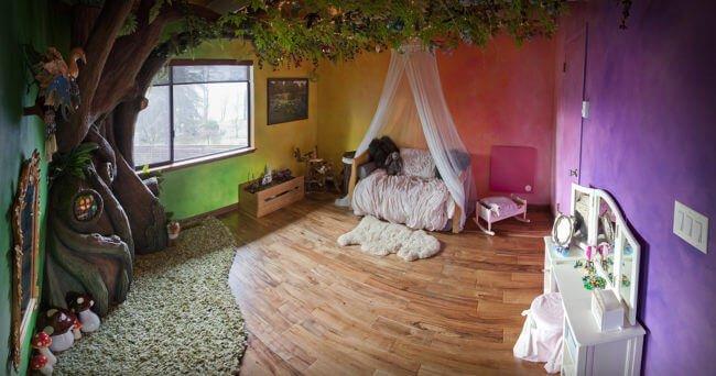 individuelles Kinderzimmer gestalten - DIY Schlafzimmerideen