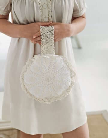 Schöne Handtasche selber machen - DIY Geschenk