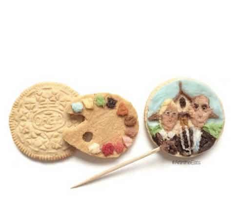 Kekse kreativ dekorieren