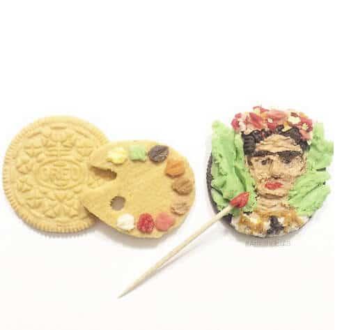 Kekse selber bemalen-kreative Dekoideen für Kekse