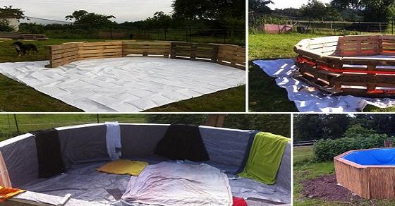 erlerne wie du einen pool selber bauen kannst. Black Bedroom Furniture Sets. Home Design Ideas