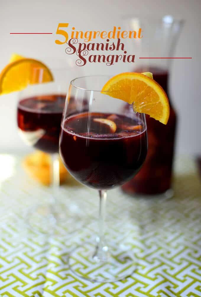 Orangensaft, Früchte, Ananas - DIY Sangria