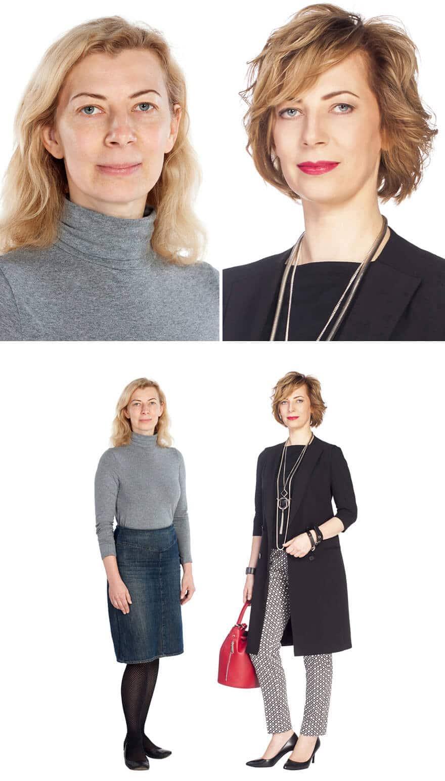 Neues Outfit mit Bogomolov Image - russischer Designer