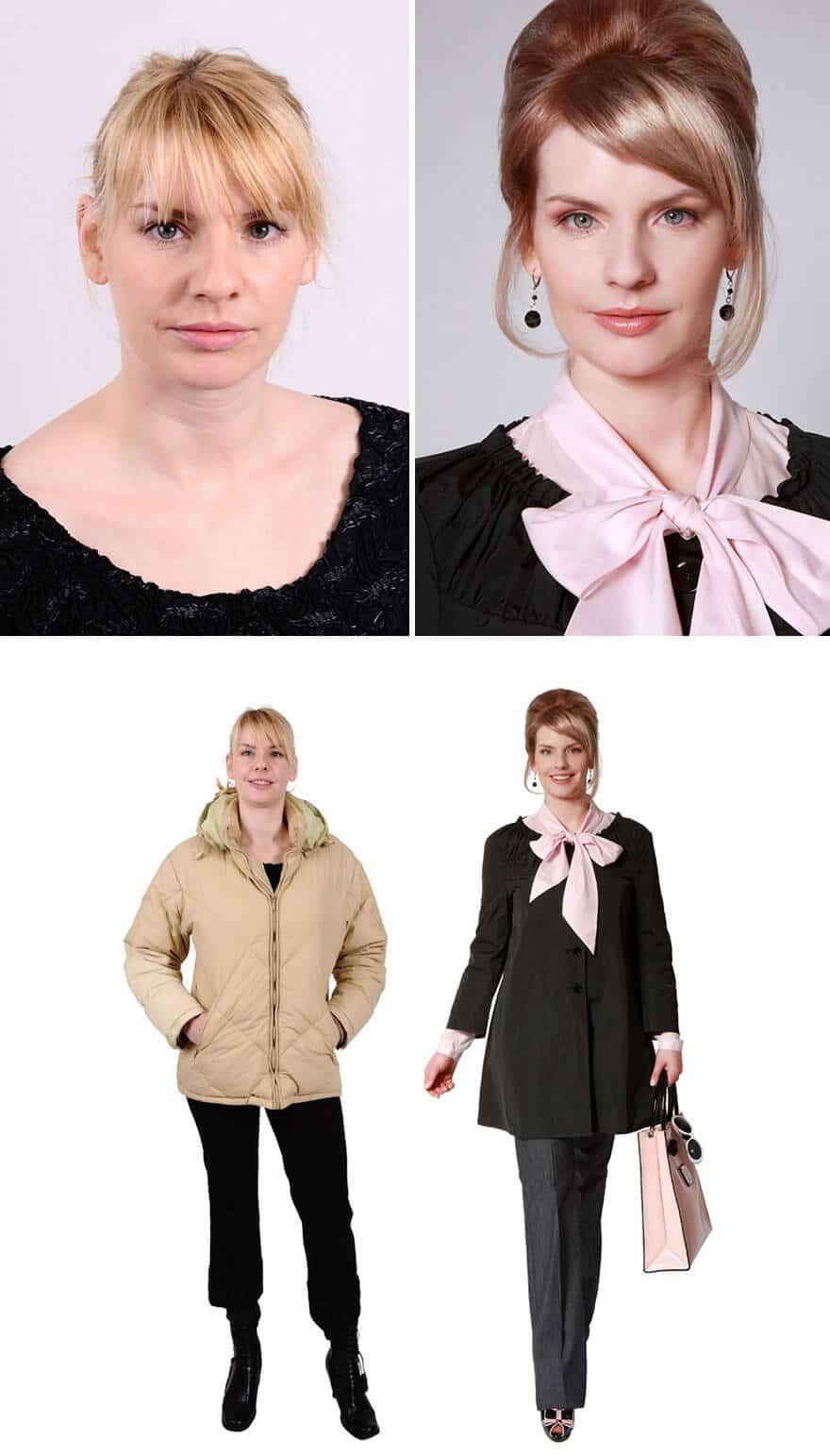 Frisurtrends für Frauen - Outfit Tipps von Bogomolov Image
