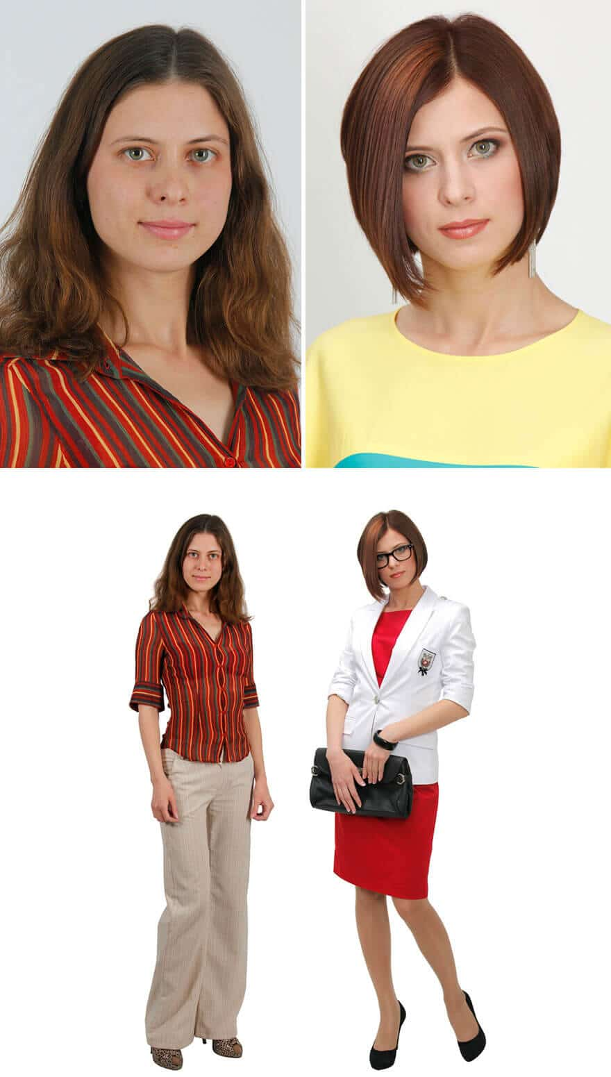 Büro-Outfit Tipps - Umstyling