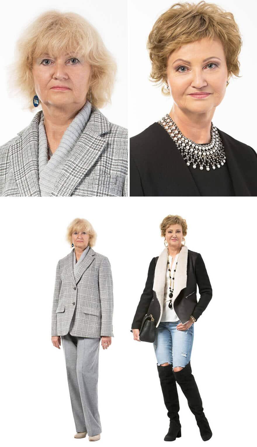Frisur Trends für Damen mit kurzen Haaren - neuer Look mit Bogomolov Image