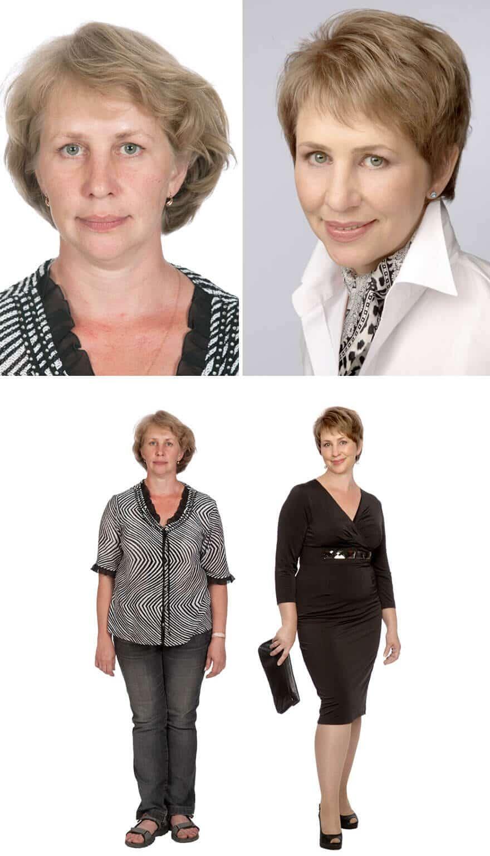 Styling Guide von Bogomolov Image - Outfit, Haare und Makeup für ein jüngeres Aussehen