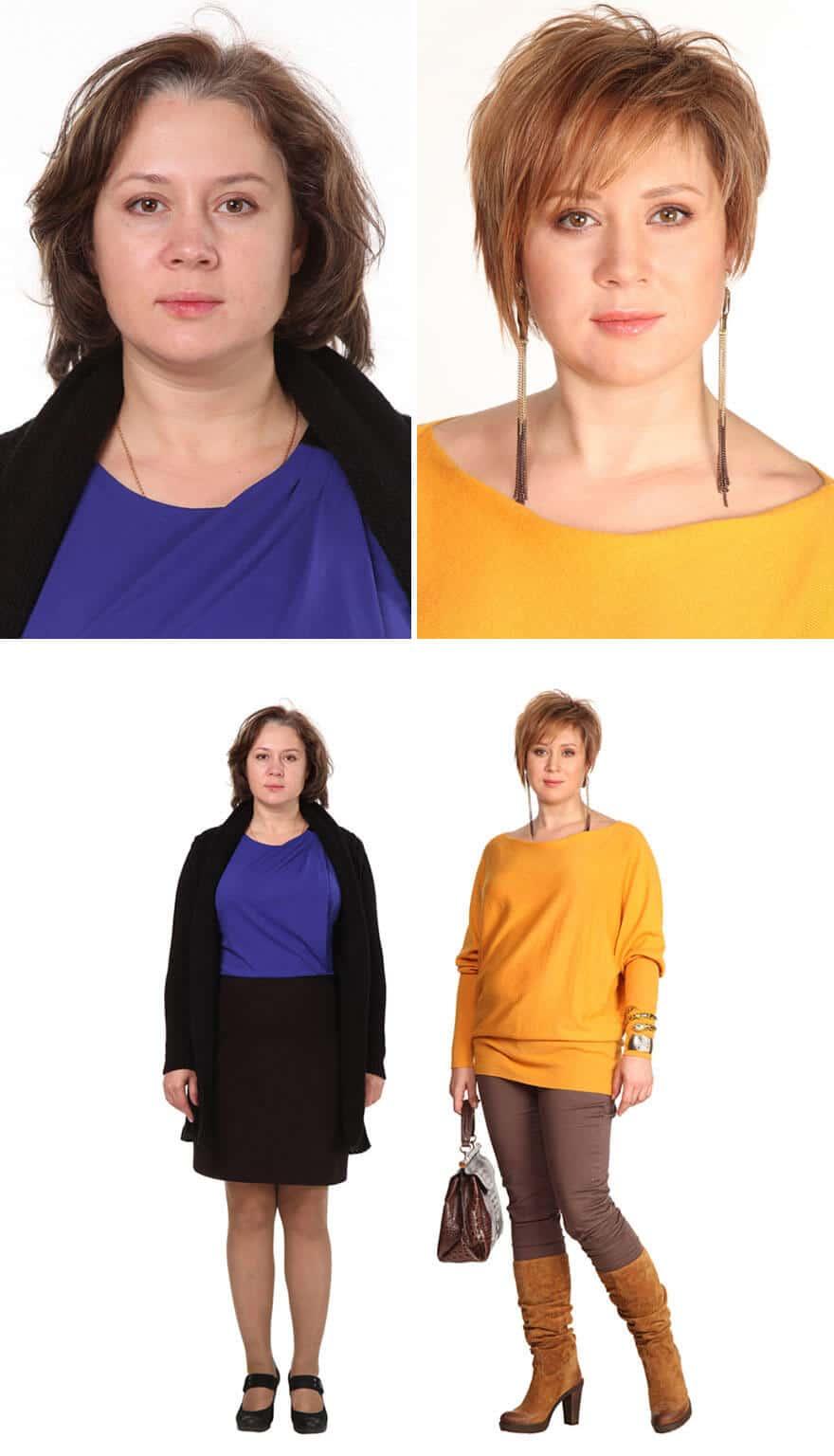 Outfit und Makeup für ein jüngeres Äußeres - Styling-Tipps von Bogomolov