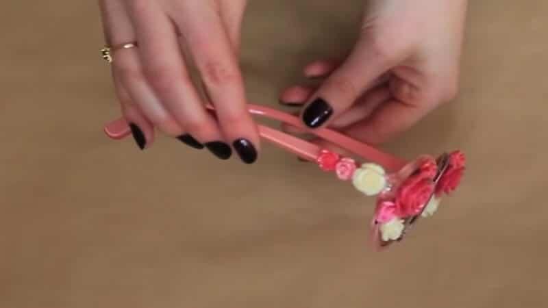DIY Brillendeko-Ideen mit Blumen