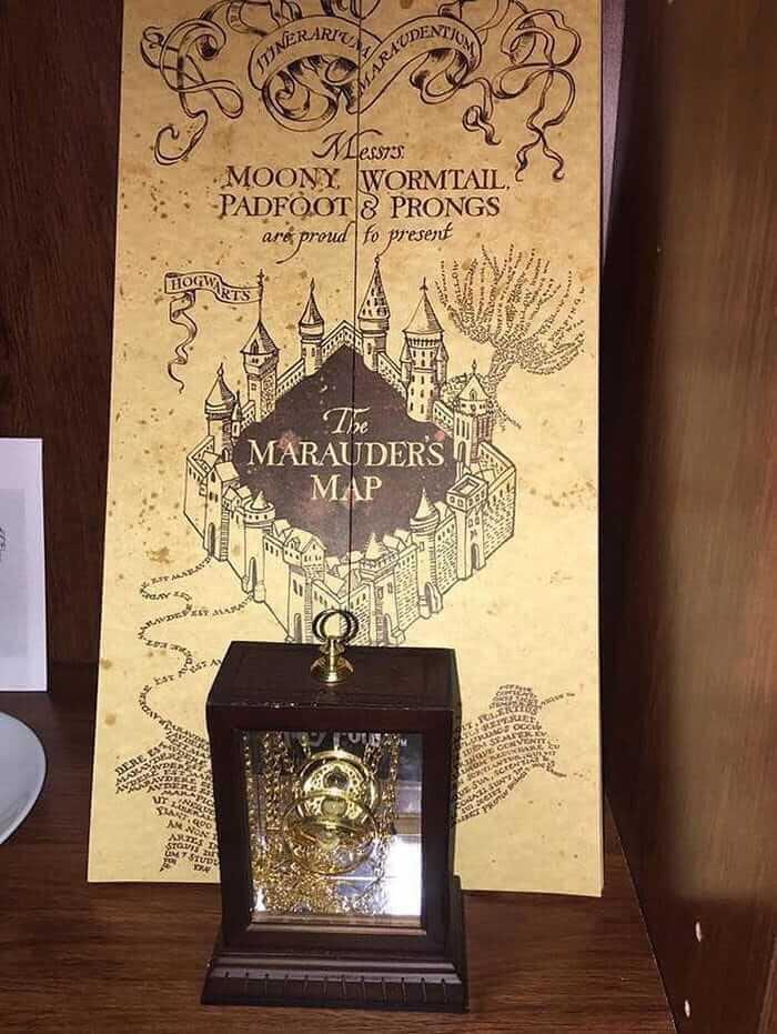 Wohndeko mit Harry Potter Accessoires