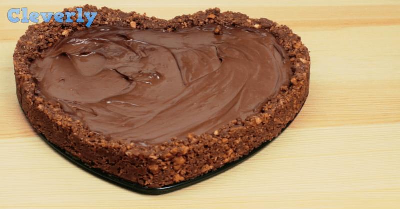 Leckerer Nutella-Käsekuchen ohne Backen