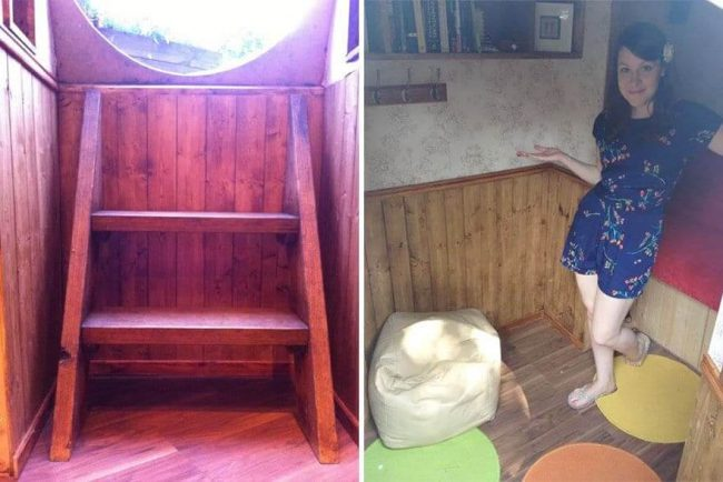 Hobbit Haus selber machen - DIY Deko Ideen
