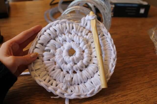 Teppich selber machen - DIY Bastelideen