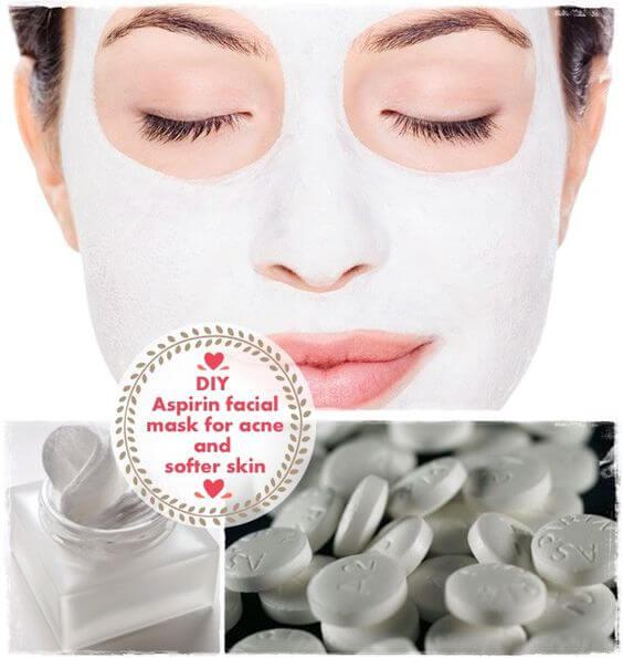 Aspirin für die Hautpflege nutzen