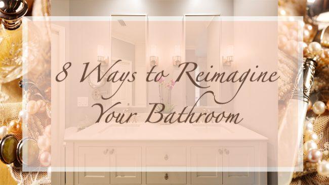 DIY Badezimmer Ideen-Bastelideen selber machen-Bad verschönern
