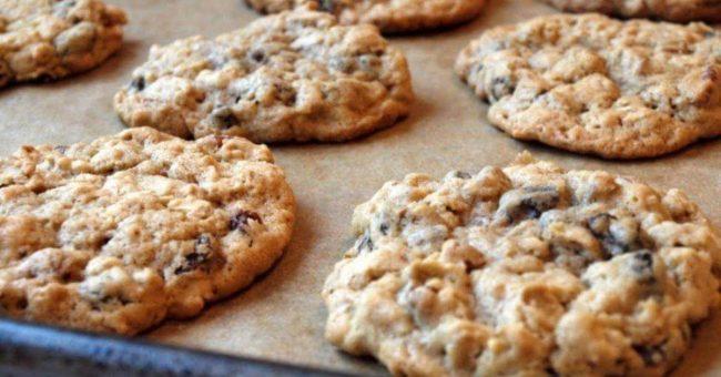 leckere Cookies - einfache Rezepte