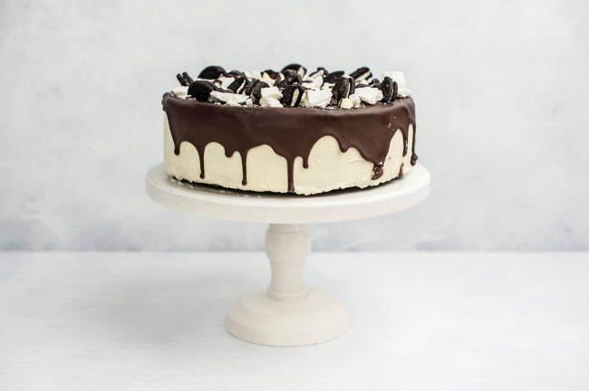 Leckere Rezepte - Geburtstagstorte mit Schokolade