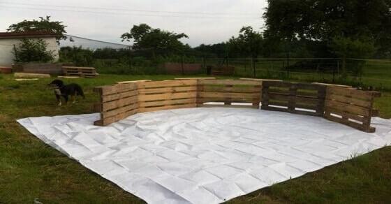 Erlerne wie du einen Pool selber bauen kannst und hab den coolsten Garten der Nachbarschaft