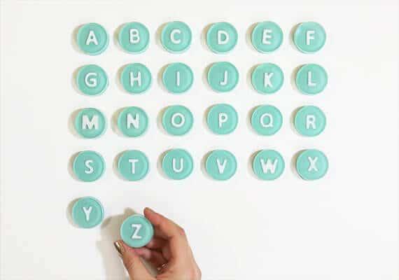 Seife selber machen - Tolle Naturkosmetik mit Buchstaben