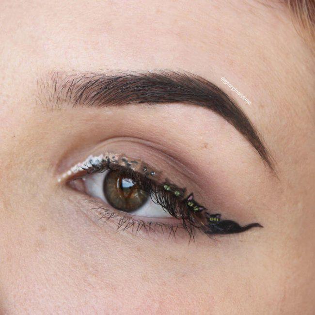Mini Augen-Makeup - Katzen