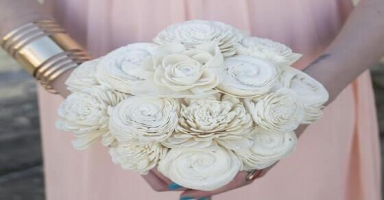 Schau mal die ECO Blumengrüße an, die für immer halten!