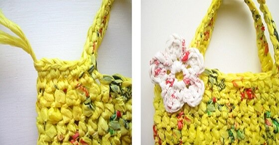 Vergiss die Shopper Taschen und mach eine umweltfreundliche Einkaufstasche