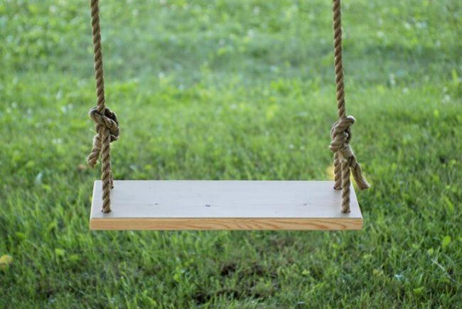 10 DIY Garten Schaukeln - Garten-Schaukel selber basteln