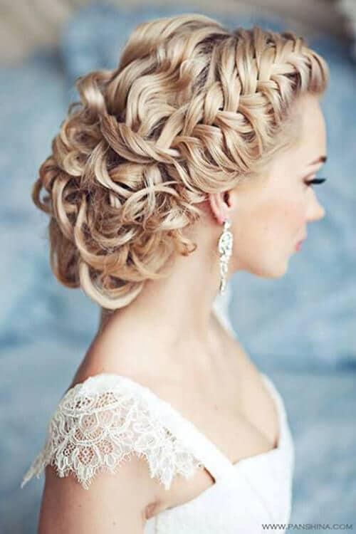 wunderschöne Haartrends für Hochzeiten