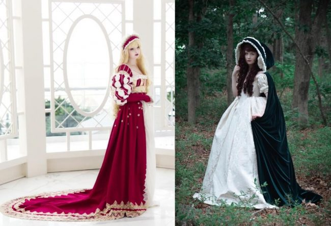 DIY Mittelalter-Kleid nähen