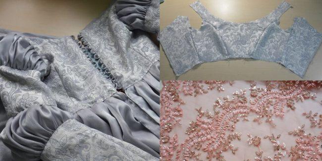 DIY Prinzessinkleid für Mädchen