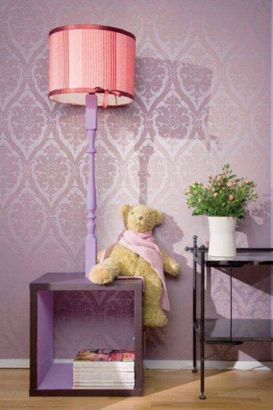 DIY Wohndeko mit Lampen
