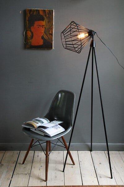DIY Lampe - Wohndeko selber machen mit Lampen