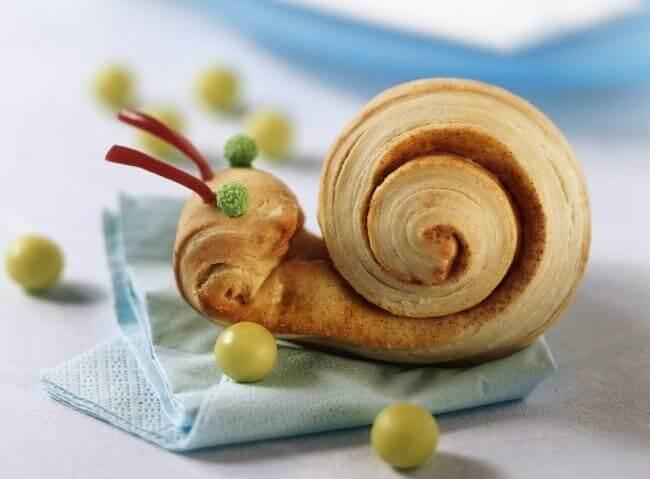 Süße Zimtschnecken backen - Partyrezept-Ideen