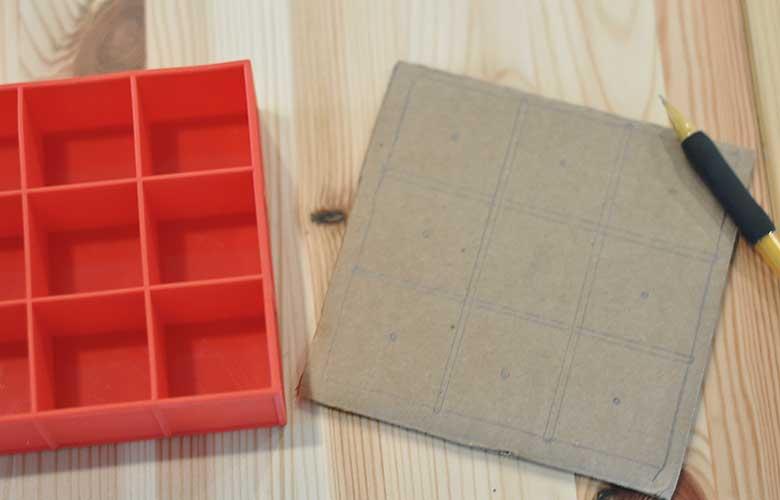 Bastelprojekt planen - Zement-Deko selber machen