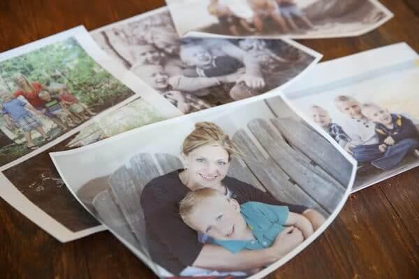 Wunderschöne Fotogeschenke - DIY Geschenkideen