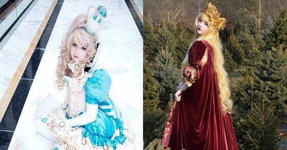 Dieses unglaublich talentierte Mädchen macht traumhafte Damenkleider