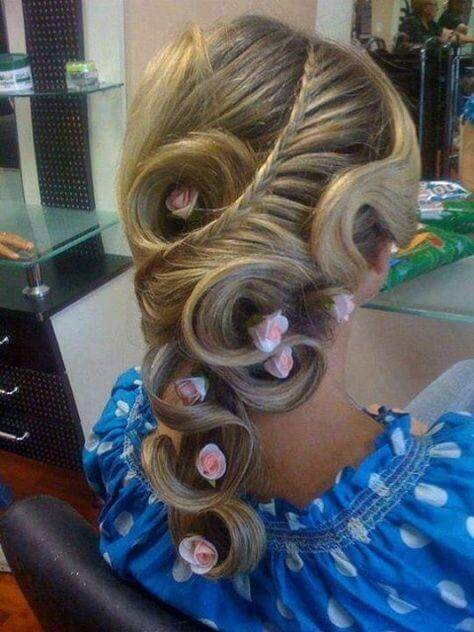 wunderschöne Frisuren für besondere Anlässe