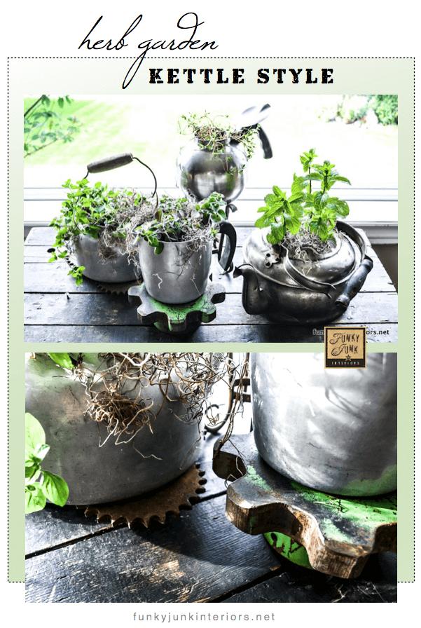 Kräutergarten selber machen- DIY Küchentipps