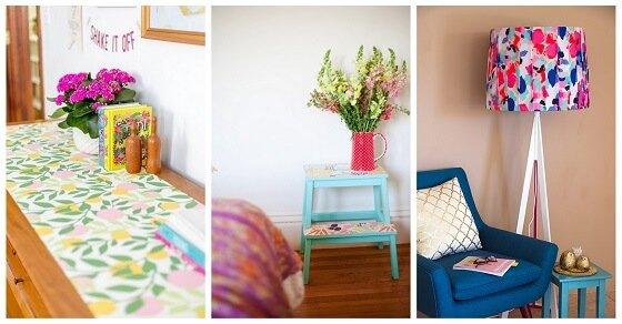 10 brillante DIY Ideen, die dein Zimmer noch fröhlicher machen