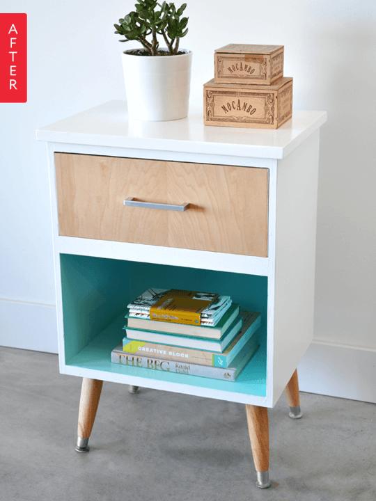 Farbe ins Interieur bringen - DIY Wohndeko Bastelideen