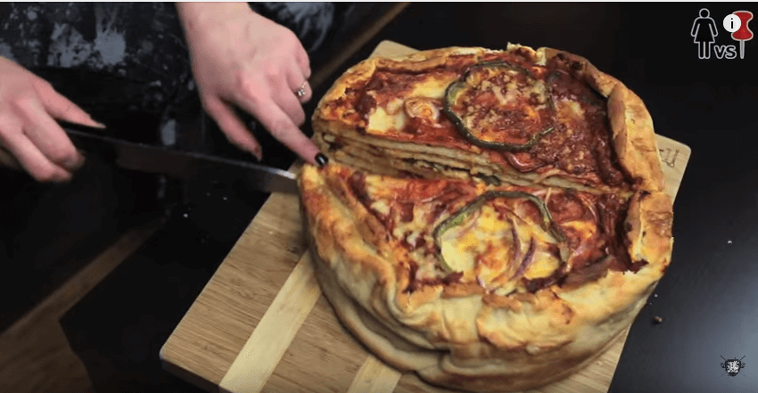 Leckere Pizza-Rezepte, Rezeptideen für Partys