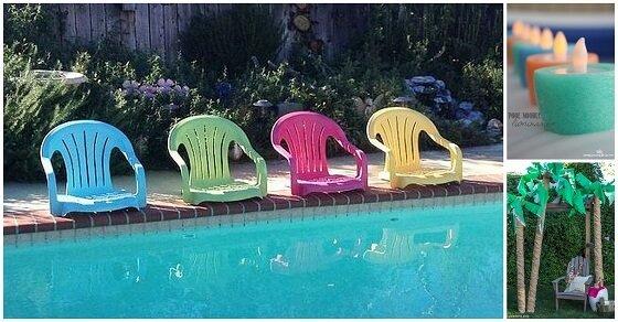 Verwandel dein Schwimmbad in die heißeste Stelle der Gegend