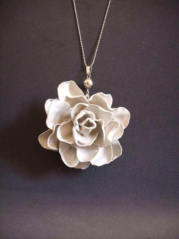 Deko oder Geschenkidee - selbst gemachte Rosen