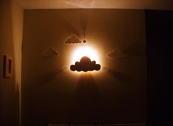 Stimmungvolles Nachtlicht selber basteln