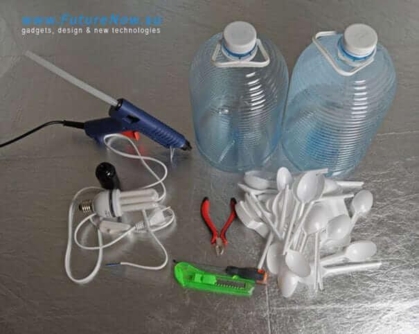 kreative Deko-Lampe selber basteln