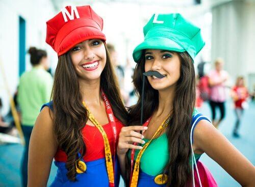 Partner-Look Kostüm für die Halloween Party