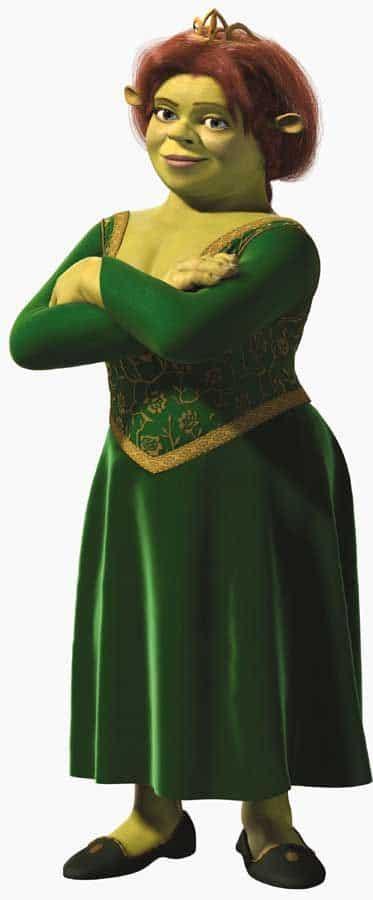 Fiona Shrek DIY-Kostüme