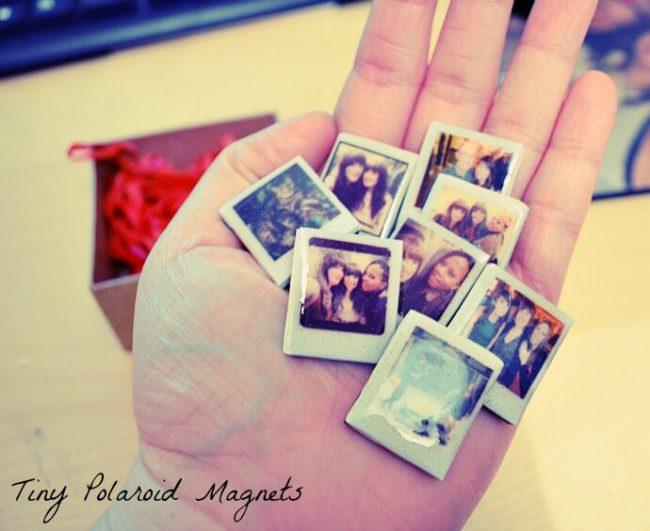 DIY Geschenk Freundschaft Magnet, DIY last minute Geschenkideen
