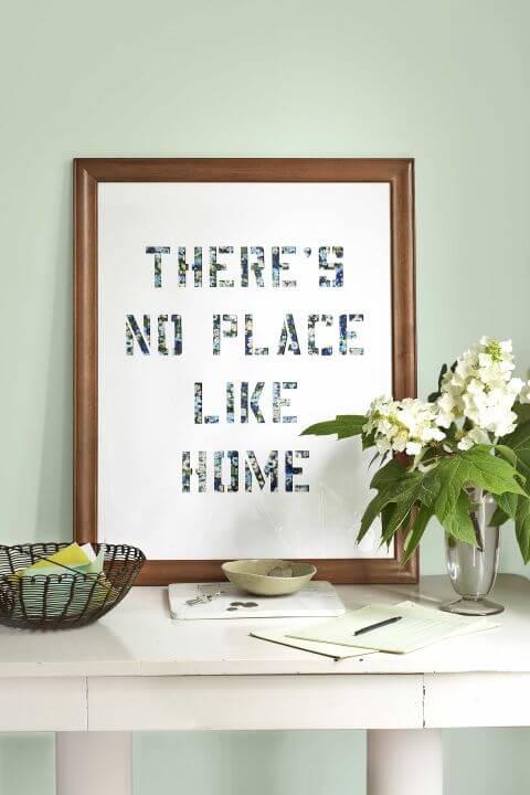 mit diesen diy wohndeko ideen l sst sich sch ner wohnen. Black Bedroom Furniture Sets. Home Design Ideas