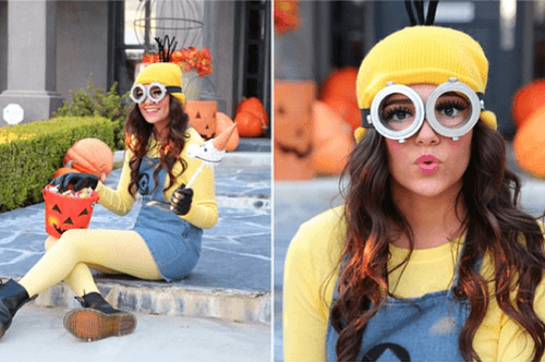 Minion, DIY Halloween-Kostüme